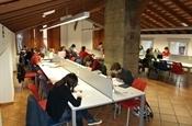 Nova Biblioteca i Centre d'Estudis en funcionament P2288709