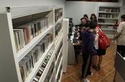 Nova Biblioteca i Centre d'Estudis en funcionament P2288711