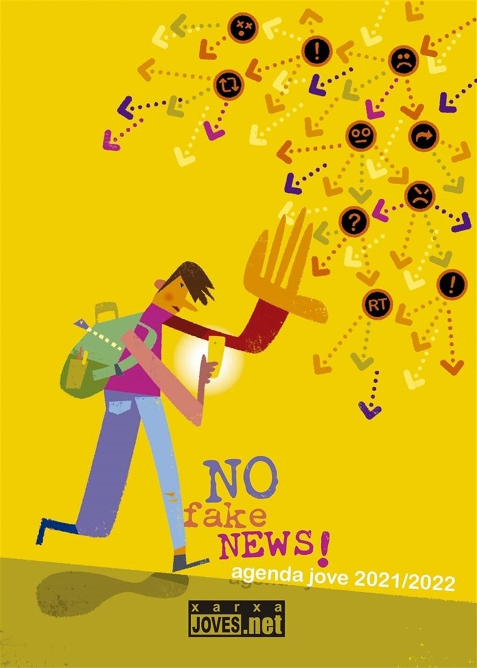 portada agenda NO FAKE-1