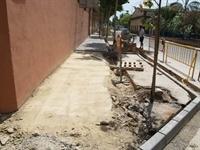 Millora de l'accessibilitat als itineraris peatonals de l'entorn urbà de Picanya (Pla de voreres 3ª Fase) 5