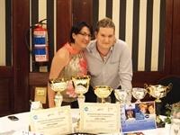 Daniel Gallego Campió Espanya de perruqueria