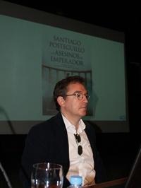 Santiago Posteguillo al Maig Literari 2012 P5230090