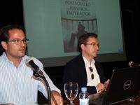 Santiago Posteguillo al Maig Literari 2012 P5230092