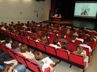 Santiago Posteguillo al Maig Literari 2012 P5230096
