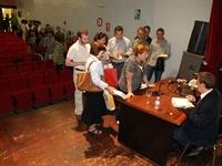 Santiago Posteguillo al Maig Literari 2012 P5230108
