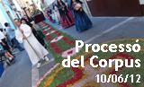 Processó del Corpus 2012
