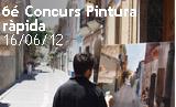 6a Edició concurs pintura ràpida
