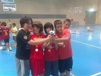 Futbol 3 contra 3 Campió Aleví