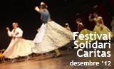 Festival Solidari Caritas Nadals 2012